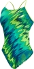 Nike Immiscible Poly Blend Cut-out Tank Female
