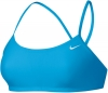 Nike Core Solid Poly Blend Racerback Sport Bra 2PC Top Female