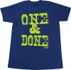 Tyr One and Done Crew Neck T-Shirt Male