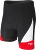 Tyr Tri Carbon 6in Tri Short Female