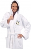 Terry Town Terry Velour Hooded Robe