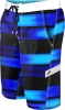 Tyr Fading Stripe Board Short Male