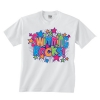 Image Sport Swimming Rocks Tee White