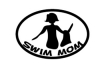 BaySix Swim Mom Decal