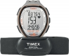 Timex IRONMAN Target Trainer Digital Flex Tech Heart Rate Monitor