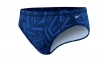 Nike Angled Lanes Water Polo Brief Male
