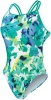 Nike Tie Dye Floral Spider Back Tank Female