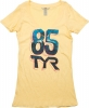 Tyr Hella Tyr V-Neck Fitted Tee Female