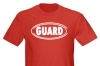 1Line Sports Lifeguard T-shirt Clearance