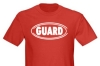 1Line Sports Lifeguard T-shirt
