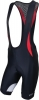 Tyr Carbon VLO Bib with Pad Male