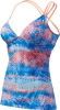 Tyr Emerald Lake Durafast Lite Cascade Cross Tankini 2PC Top Female