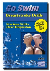 Breaststroke Drills. DVD