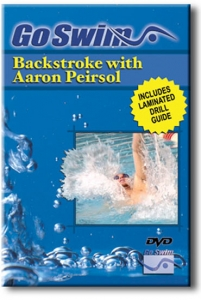 Backstroke with Aaron Peirsol