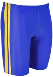 WaterPro Striped Polyester Jammer Male