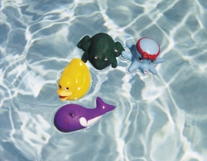 Water Gear Water Play and Dive Pets 4-Pack