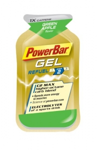PowerBar Gel Green Apple - Caffeinated