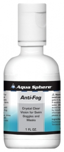 Aqua Sphere Anti-fog Solution