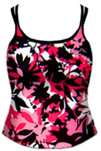 WaterPro Flora Aura Tankini Top Female