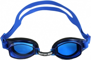 Water Gear Racer Anti-Fog Swim Goggles