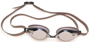 Water Gear Metallic Viper Swim Goggles