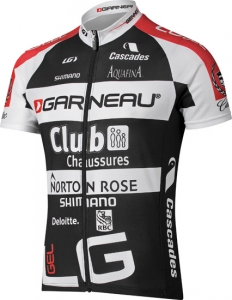 Garneau Team Jersey 2 Male