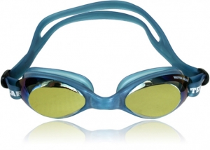 Water Gear Metallic Razor Swim Goggles