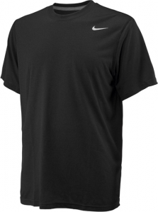 Nike Legend Polyester Short Sleeve Top Male