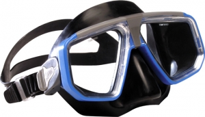 Water Gear Gold Medal Rubber Face Mask