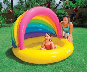 Wet Products Rainbow Shade Pool