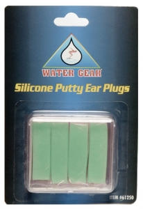 Water Gear Silicone Putty Ear Plugs