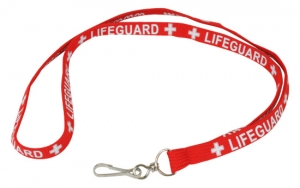 Water Gear Lifeguard Lanyard