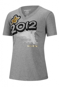 Speedo 2012 Foil Tee Female