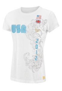 Speedo Coughlin Jersey Tee Female