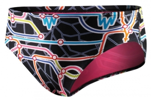 Speedo Destination London Water Polo Brief Male