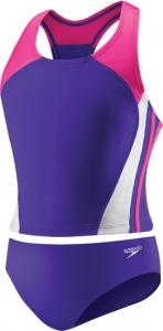 Speedo Infinity Splice Tankini Girl