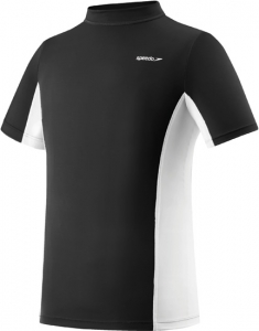 Speedo Unisex Short Sleeve Rashguard Kids