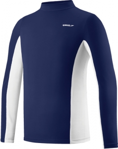 Speedo Unisex Long Sleeve Rashguard Kids