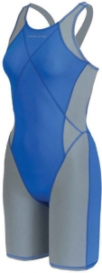 Dolfin Platinum2 Colors Knee Suit Female