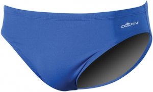 Dolfin Solid Polyester Brief Male