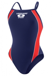 Speedo Lifeguard Axcel Back Female