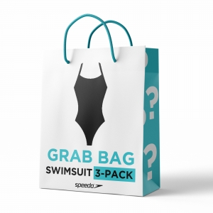 Speedo Best Grab Bag 3 Pack Female