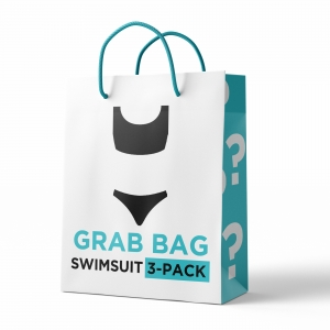 Grab Bag Bikini 3 Pack Female