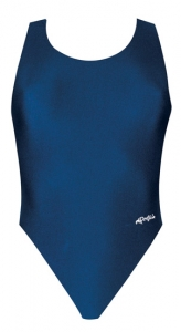 Dolfin Toddler/Little Girls Solid Suit