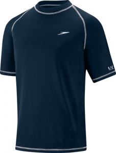 Speedo Easy Short Sleeve Swim Tee Male