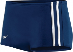 Speedo Stripe Square Leg Male