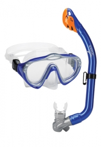 Speedo Jr. Hyperdeep Mask/Snorkel Set
