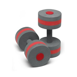 Water Dumbbells and Hydro Resistance