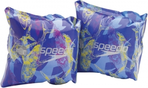 Speedo Printed Arm Bands