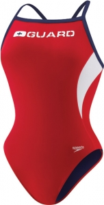 Speedo Guard Energy Back Female